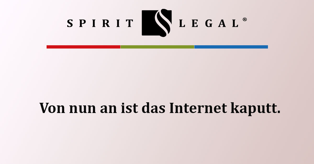 Landgericht Hamburg bestätigt als erstes deutsches Gericht: Wer ...